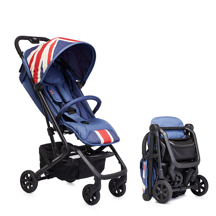 Spot Dutch Easywalker Mini Buggy Xs Mitch Stroller Baby Carriage Parachute Flying