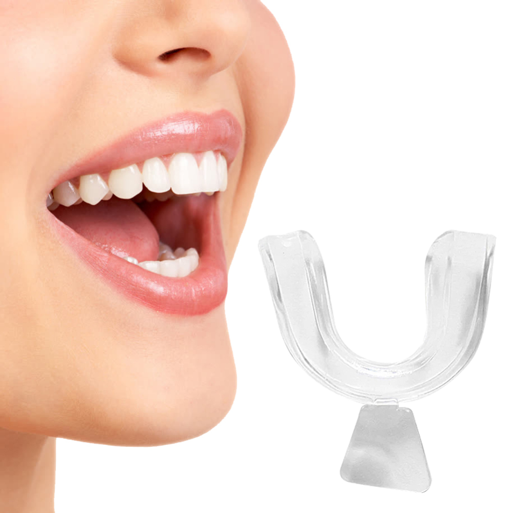 Transparent Thermoforming Dental Mouthguard Teeth Whitening Trays Bleaching Tooth Whitener Mouth Guard Oral Care Tools