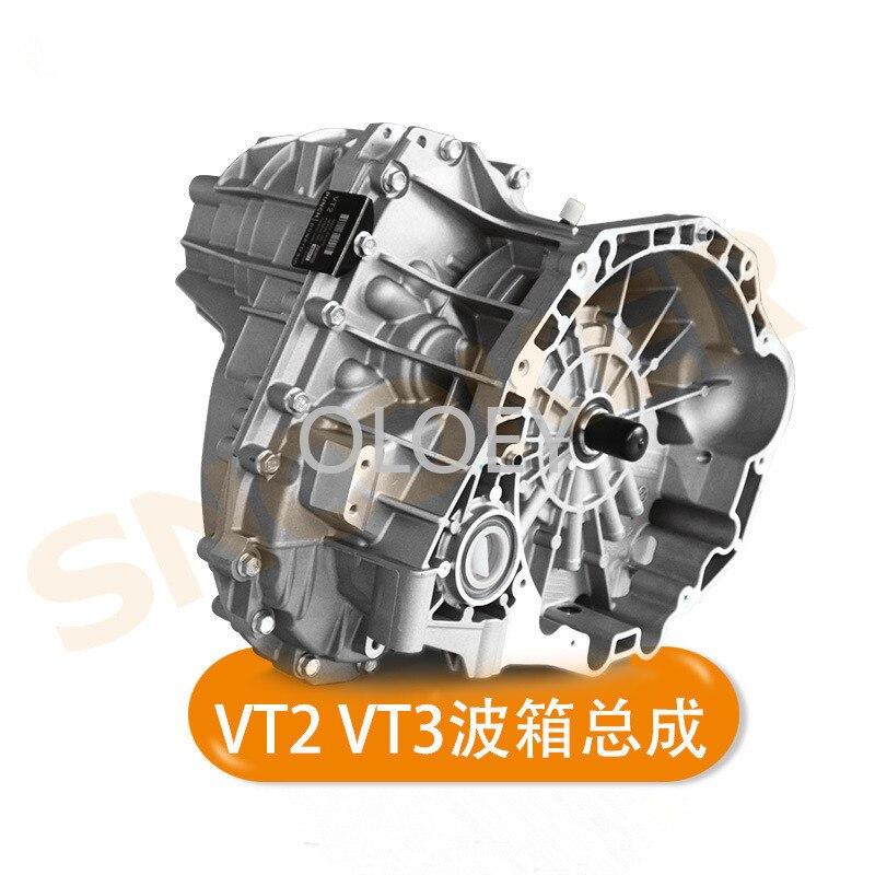 Original Brand New CVT Gearbox Assembly VT2 VT3 Gearbox Assembly For Ha/ma M3 M6 For GEELY For BYD