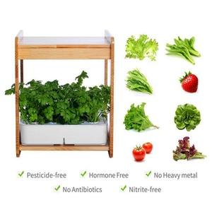 Image 2 - Лампа полного спектра для выращивания растений, комнатное гидропонное соляное оборудование для теплиц и цветов