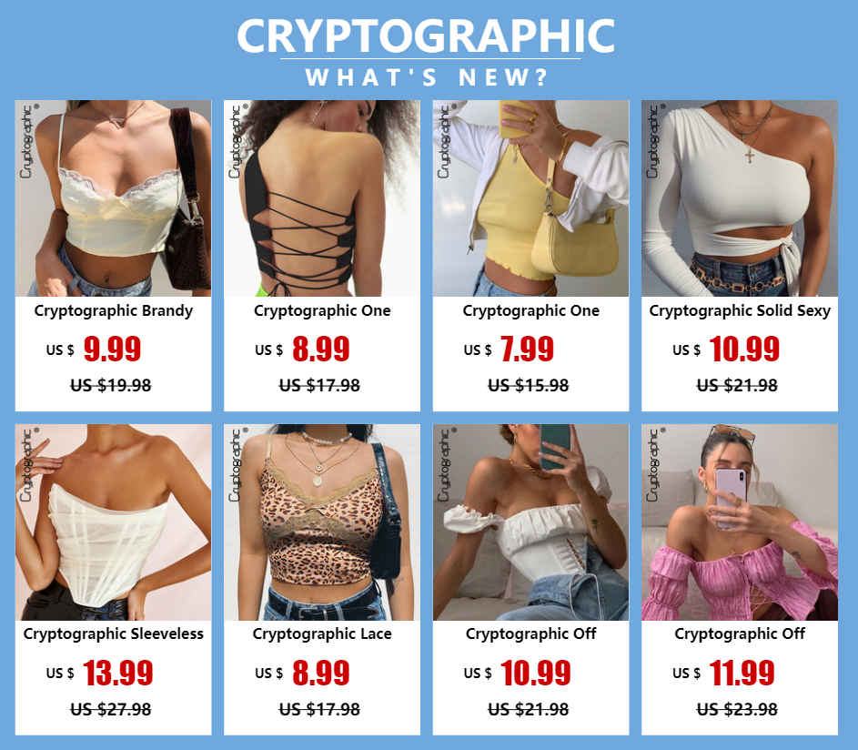 Cryptographic Sexy Backless Fashion Square Collar Wrap Women Shirts Batwing Sleeve Solid Crop Tops Women Tops and Blouses 2020