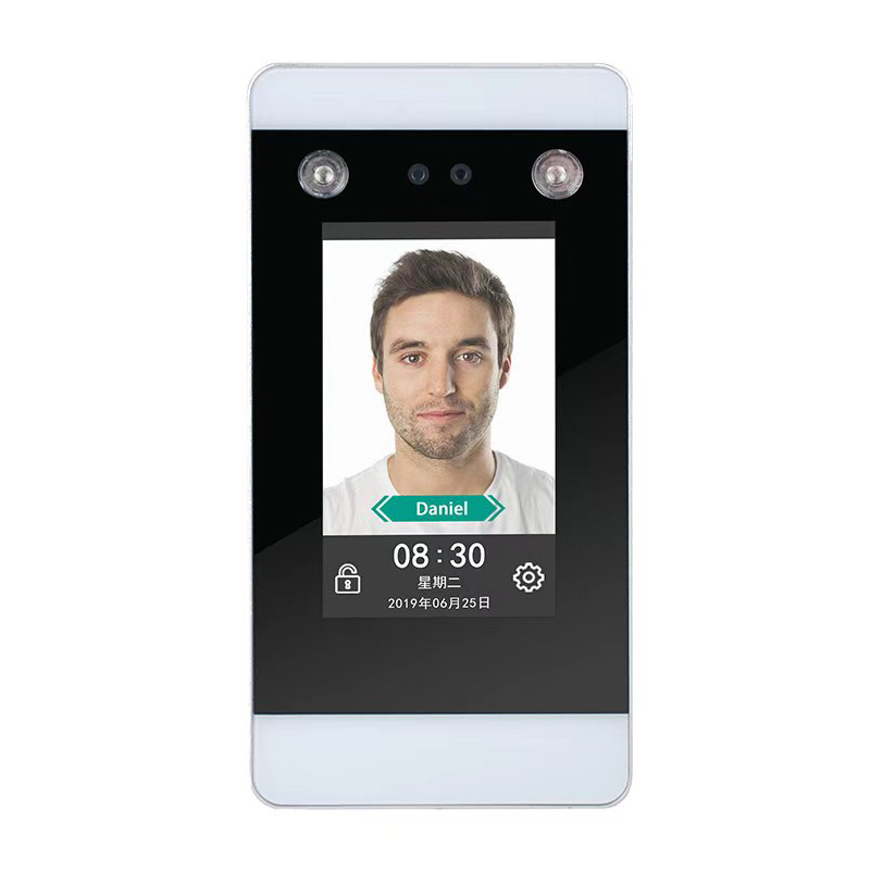 DTWONDER Dynamic Facial Recognition Reader Access Control 4.3inch Touch Screen TCP/IP/WIFI/USB DT-F001