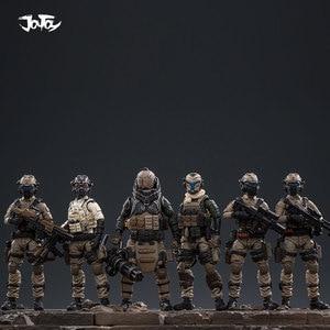Image 3 - JOYTOY 1:25 Nhân Vật Hành Động Lính UNSC Đất Kỵ Binh Quân Sự Bộ Sưu Tập Mô Hình Đồ Chơi Vận Chuyển Miễn Phí