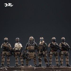 Image 3 - JOYTOY 1:25 figurka żołnierz rb onz Land kawaleria Model wojskowy kolekcja zabawki prezent darmowa wysyłka