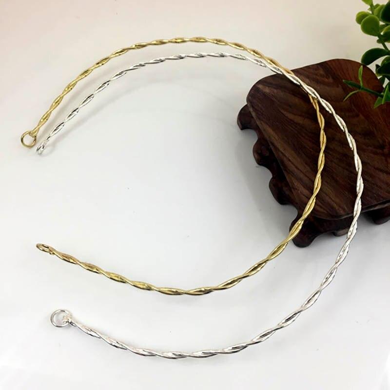 collier ras de cou bandeau