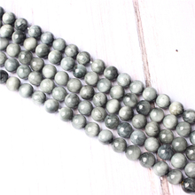 Eagle Eye Natural Stone Beads For Jewelry Making Diy Bracelet Necklace 4/6/8/10/12 mm Wholesale Strand