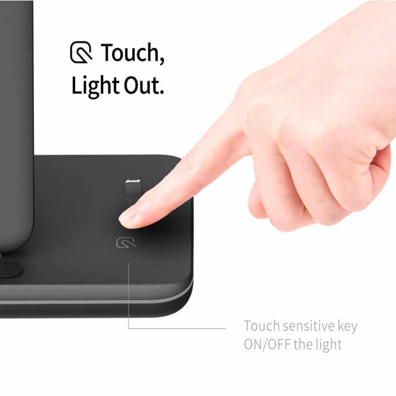 אוניברסלי 15W צ 'י אלחוטי מטען עבור Iphone X 8 Samsung טעינה מהירה 3.0 מהיר מטען Dock Stand עבור אפל airpods שעון 5 4 3