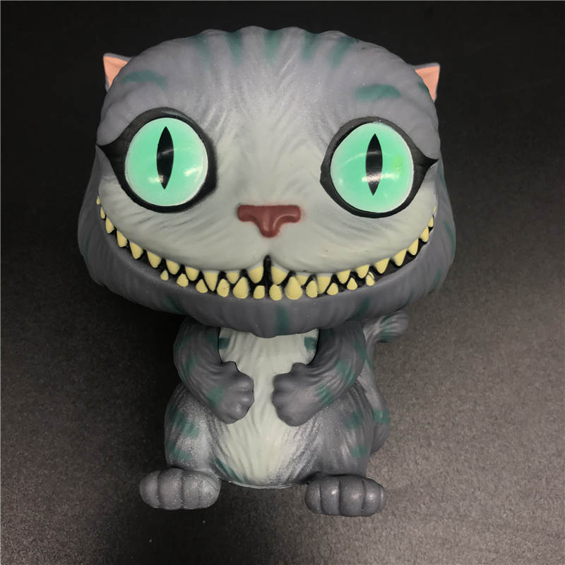 Hot Movie Original pops Mad-Hatteres / CHESHIR-CATES Figure  Collectible Vinyl Model Toy NO BOX