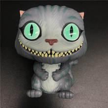 Hot Movie Original pops Mad-Hatteres / CHESHIR-CATES Figure  Collectible Vinyl Figure Model Toy NO BOX стоимость