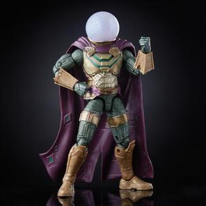 6-дюймовые игрушки Marvel Legends серии Человек-паук вдали от дома, мистио Скорпион, Человек-паук, ПВХ, экшн-фигурки, Коллекционная модель, куклы