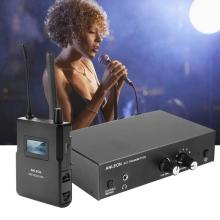 Для ANLEON S2 UHF стерео Беспроводная система монитора 863-865MHZ 100-240V Профессиональная цифровая сценическая система для внутриканального монитора