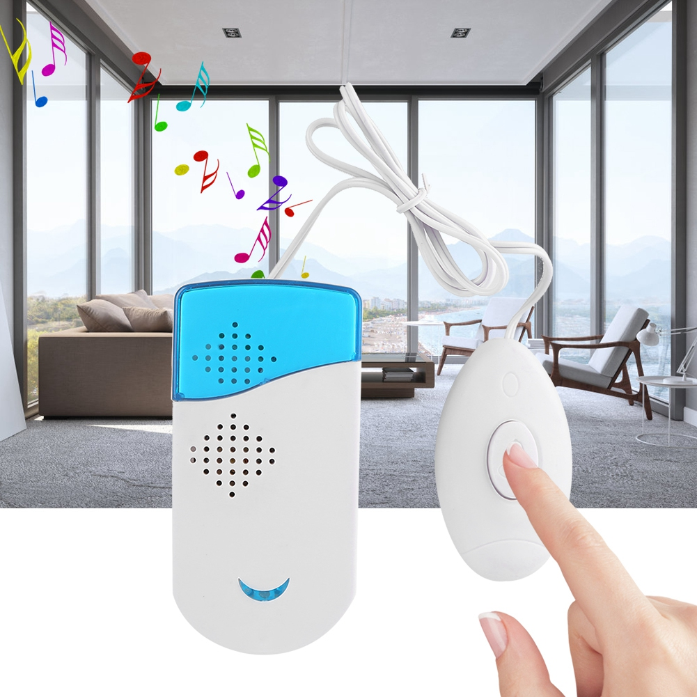 Wired Doorbell Anti-Interference Chime Wall Mounted Doorbells Home Door Ring Bell Security Access Control System​​