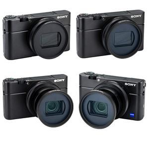 Image 3 - 52mm UV Filter & Filter Mount Adapter lens cap keeper for Sony RX100 Mark VII VI RX100M7 RX100M6 Digital Camera