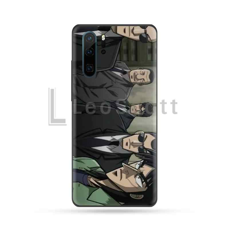 Fashion Black man carrying a coffin dance Phone Case For Huawei P9 P10 P20 P30 Pro Lite smart Mate 10 Lite 20 Y5 Y6 Y7 2018 2019