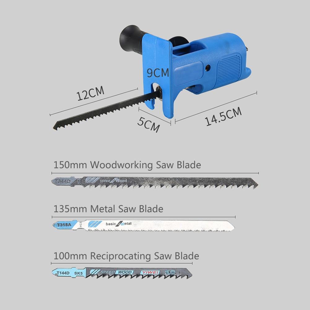 Elétrica Reciprocação de serra elétrica perfuração elétrica