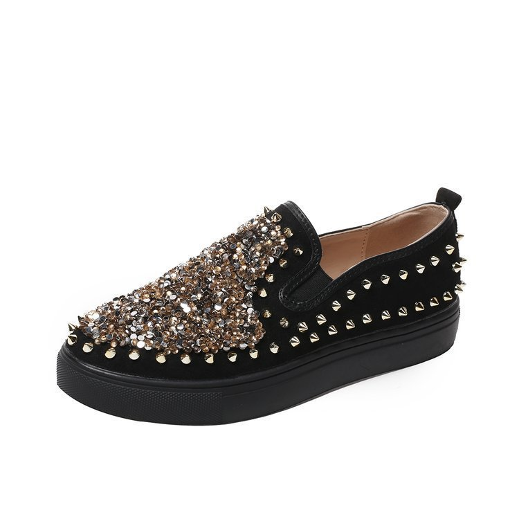 2020 Women's Shoes Slip on Loafers