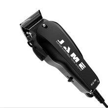 Professionnel électrique barbier tondeuse à cheveux filaire Barbershop coiffure tondeuse coupe de cheveux Machine tête rasoir coupe rasoir rasage
