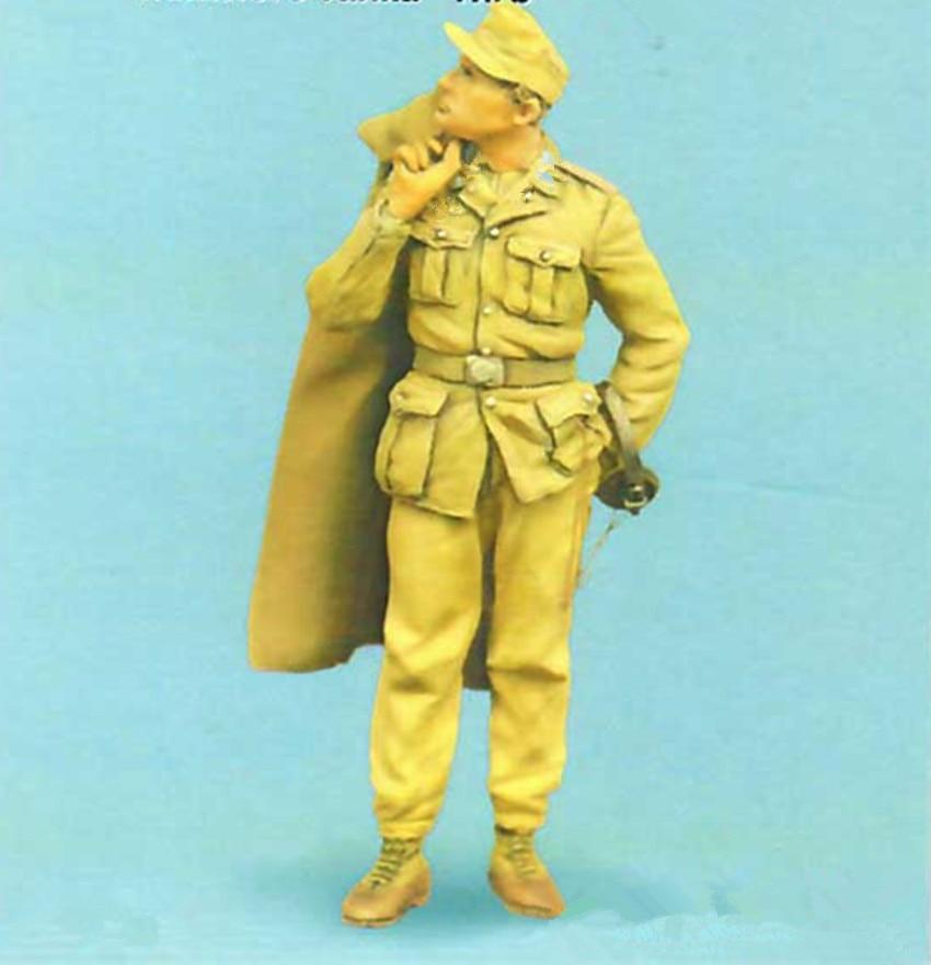 1:35 Resin Figure Model Kit Unassambled Unpainted T122