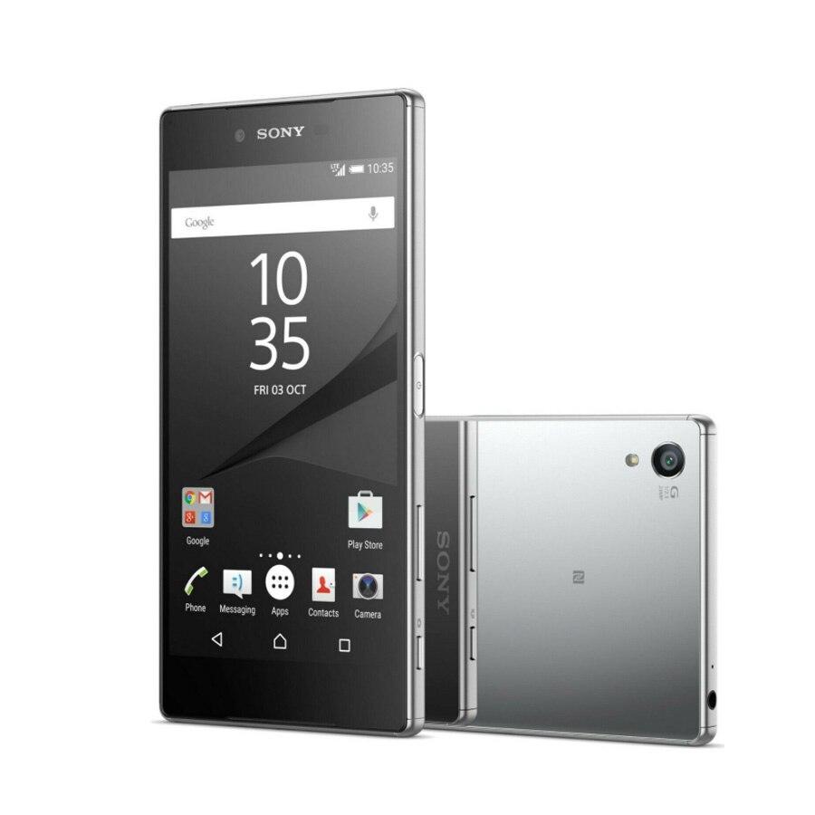 Фото. Новый оригинальный 5,5 дюймов 3 ГБ 32 ГБ sony Xperia Z5 Premium E6883 Dual SIM мобильный телефон 4G