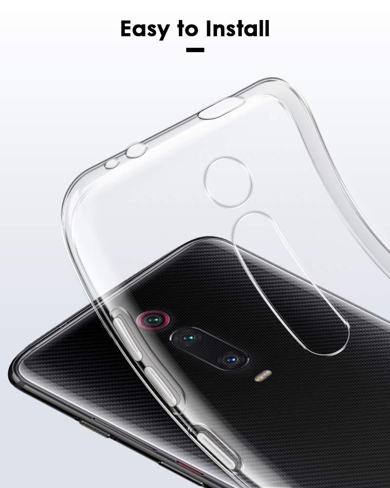 Մաքրել TPU փափուկ սիլիկոնային պատյան - Բջջային հեռախոսի պարագաներ և պահեստամասեր - Լուսանկար 4