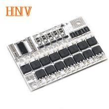 3s/4S/5S bms 12v 16.8v 21v 3.7v 100a li-ion lmo ternary bateria de lítio proteção placa de circuito li-polímero equilíbrio de carregamento