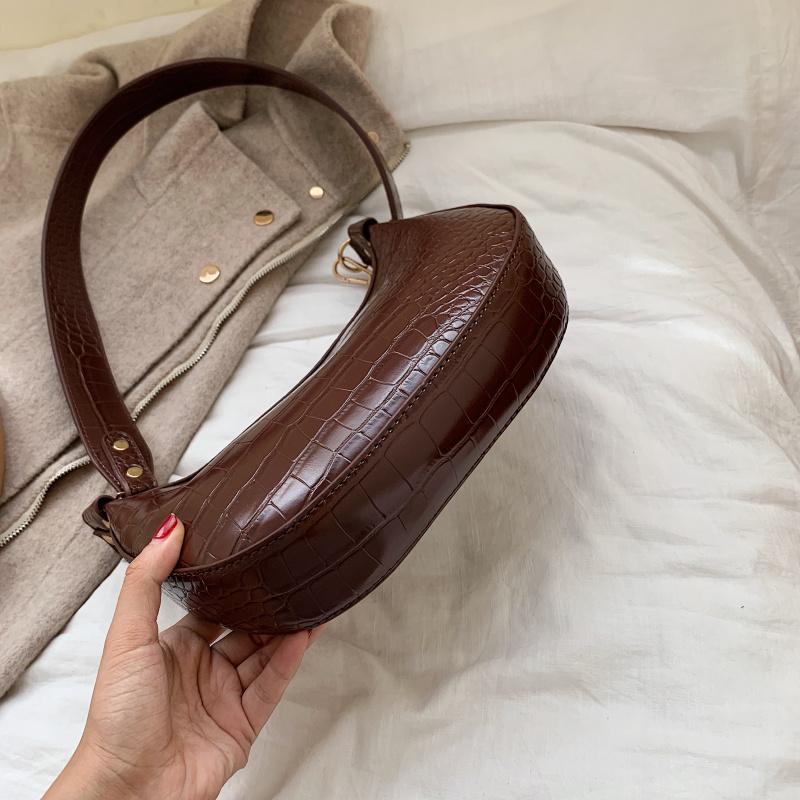 CLICSAC ᴼᴿᴵᴳᴵᴻᴬᴸ Sac à main Rétro à bandoulière