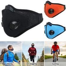 Мотоциклетная противопылевая маска для рта pm2.5 респиратор для дыхания, защита от запаха, Спортивная маска для бега