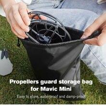 STARTRC Mavic Mini защита пропеллера на 360 ° сумка для хранения переносная сумка для переноски водонепроницаемая сумка для DJI Mavic Mini Drone аксессуары