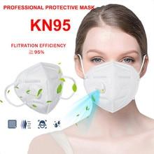 N95 Medizinische Maske Mund Gesicht Maske Staub Anti Infektion Atmen Ventil KN95 Masken PM 2,5 Anti-fog-Schutz Atemschutz wiederverwendbare