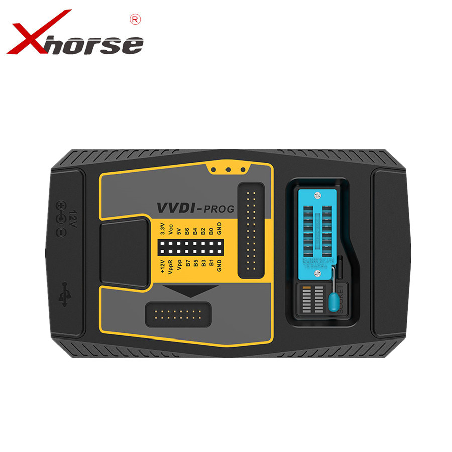 Original Xhorse VVDI PROG Programmer V4.8.8 VVDIPROG Auto Diangnostic-tool Program For BMW Support Update And Multi-languages