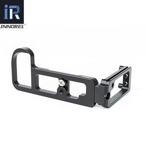 Image 5 - INNOREL LPN Z6/Z7 L Quick Release Plate Bracket Hand Grip for Nikon Z6/Z7 Camera Tripod Head for Vertical or Horizontal Shooting