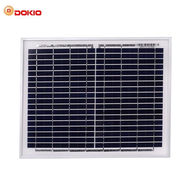 Комплект солнечных панелей Anaka 18 в 10 Вт/20 Вт/30 Вт/40 Вт/50 Вт, солнечные батареи, Солнечные фотоэлектрические солнечные панели для домашней зарядки 12 В, солнечная панель, Китай