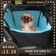 CAWAYI KENNEL trasportini per animali domestici coprisedili per cani trasporto per cani gatti tappetino coperta posteriore posteriore amaca protettore trasportoin perro