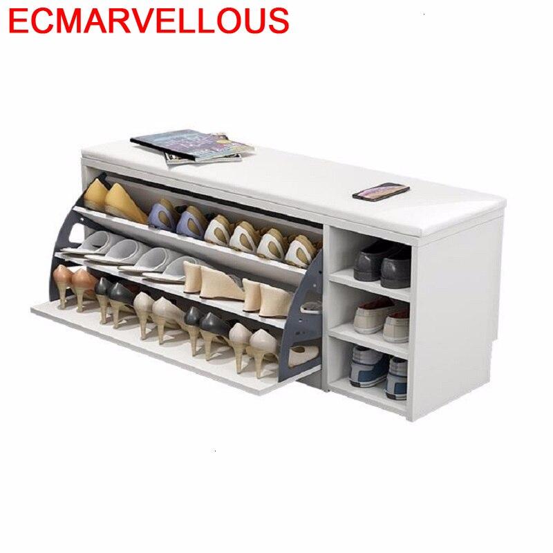 Zapatero De Zapato Armario Organizador Minimalist Gabinete Closet Porta Scarpe Furniture Cabinet Mueble Sapateira Shoes Rack