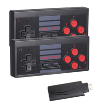 Retro Console Video-Game 2-Players Hdmi-Compatible Wireless-Controller Output 4K Built-In-628