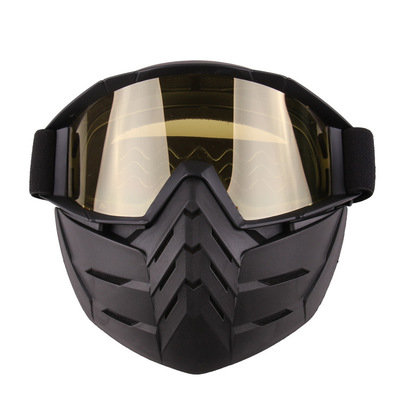 Ski Glasses Snowboard Glasses Snow Ski Glasses Snowmobile Goggles Skiing Mask Windproof Motocross Sunglasses Outdoor For Cycling