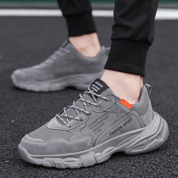 Hot Sale Men Shoes Breathable Comfortable Classic High Quality Men Casual Shoes Lightweight Mesh Men Shoes Sneakers Fashion