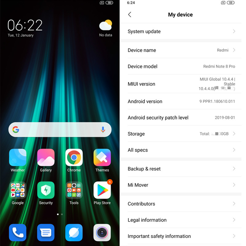 Hot DealsXiaomi Redmi Note-8 Pro 128GB 6GB GSM/LTE/WCDMA Octa Core New 64GB Smartphone Quad-Camera