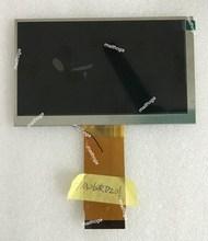 TIANMA 6.0 นิ้ว TFT LCD หน้าจอ TM060RDZ01 V8000HDW 800 (RGB) * 480 WVGA