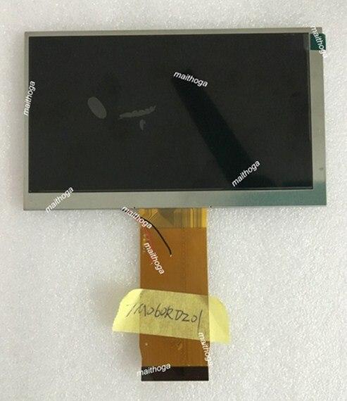 TIANMA 6.0 inch Màn Hình TFT LCD TM060RDZ01 V8000HDW 800 (RGB) * 480 WVGA
