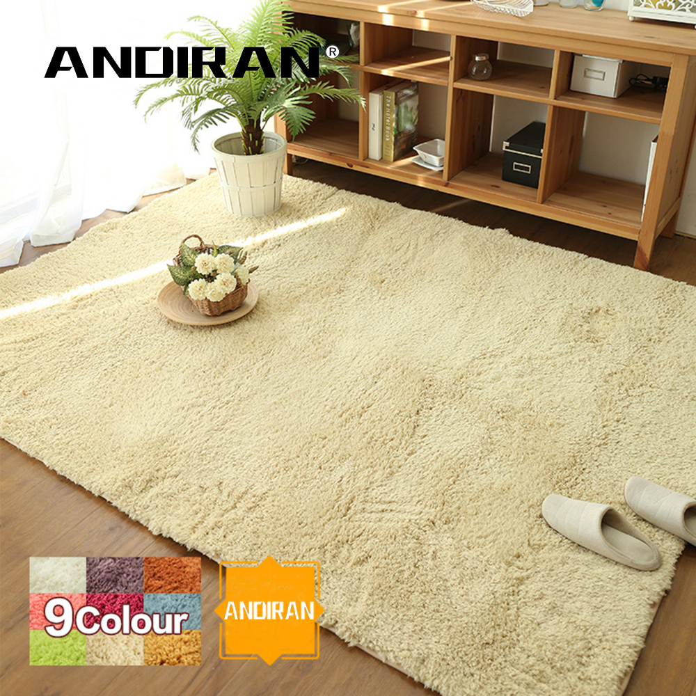 Living Room Carpet Bedroom Mat Soft Plush Tatami Mat Simple Baby Thicken Bedside Bed Front Bedroom Coffee Table Rug