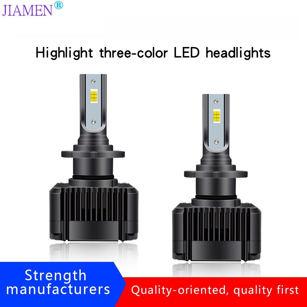 H1 H7 H8 9005 9006 20000LM Car LED Headlight Bulbs Kit 6000K Canbus Error Free