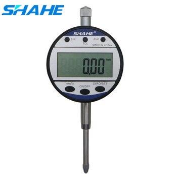 0-25.4 millimetri/0.01 millimetri digital dial indicator dial indicator gauge Strumenti di Misura Shahe Instruments & Tools Store