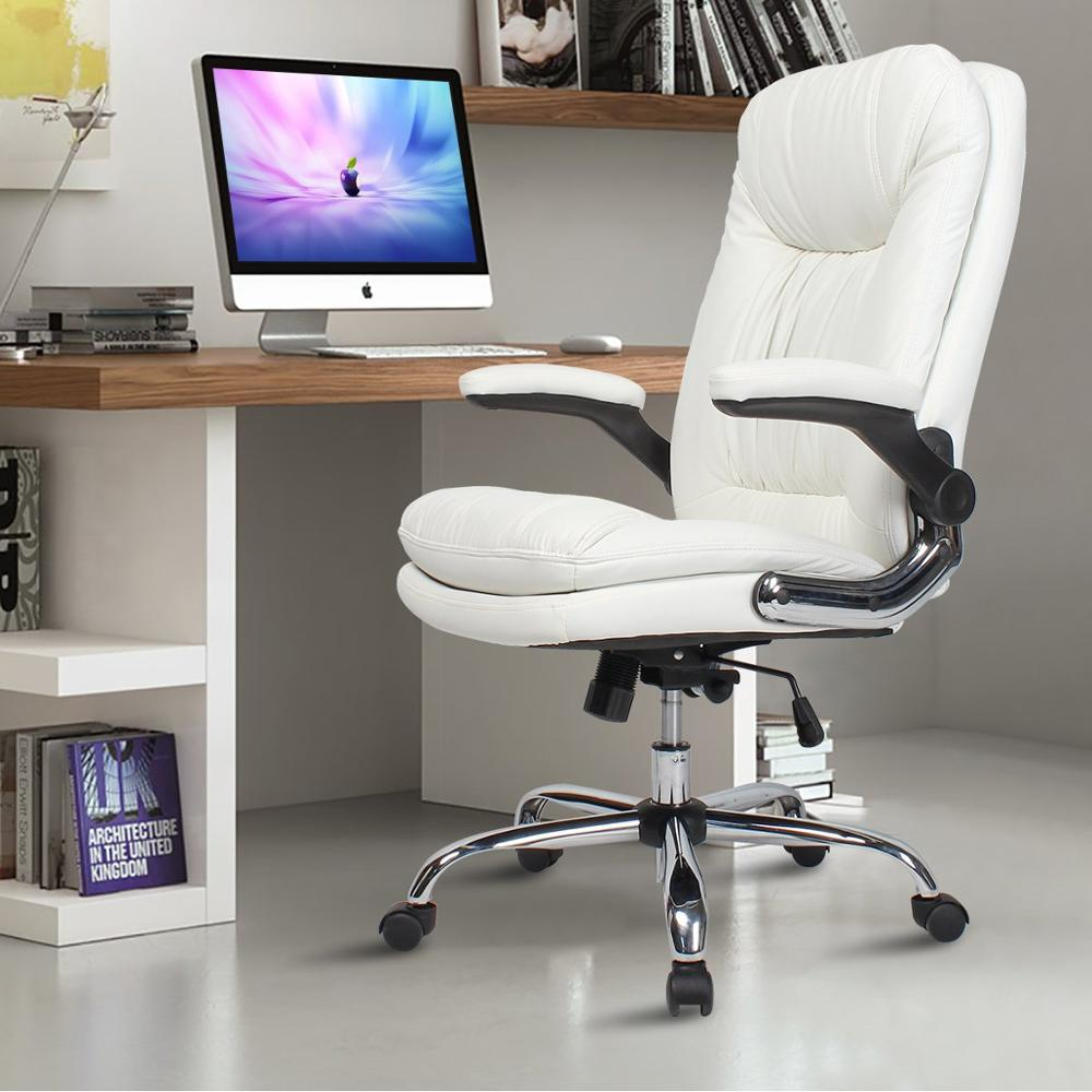 Seatingplus comfortable executive office chair leather chair lift chair computer chair wcg title=