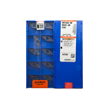 VBMT160408-HMP PC9030 100% KORLOY Original carbide insert with the best quality 10pcs/lot free shipping
