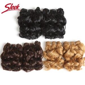 Гладкий двойной нарисованный бразильский Remy вьющиеся человеческие волосы естественный цвет блонд 27 #4 #100 грамм 3 шт пряди для наращивания во...