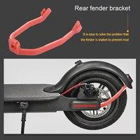 Прочный инструмент, игрушки для транспортных средств, пластиковые красные развлекательные детали, самобалансирующийся скутер, заднее