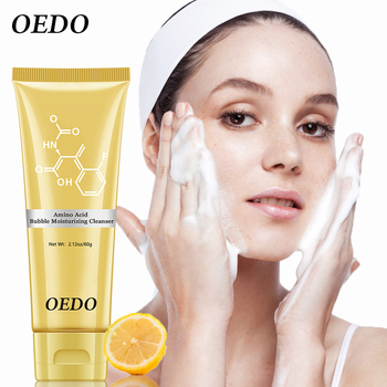OEDO Amino Acid Bubble Cleanser Moisturizing Oil Control Remove Acne Blackhead Face Pore Cleanser Nourishing Face Care Cleansing недорого