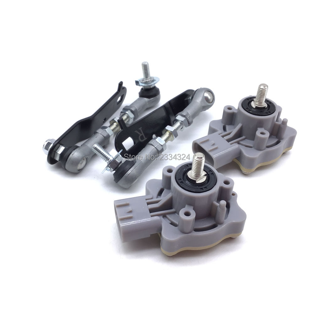 48906-35020 48906-35010 arka sol/sağ araba vücut yüksekliği sensörü sensör sensörü Toyota Lexus 4890635010 için 89408 -60011 89407-60022
