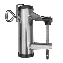 Courtyard Umbrella Fixed Clamp Bracket Clamp Balcony Umbrella Stand Outdoor Table Fixed Umbrella Stand Day Protection Fixed Clip